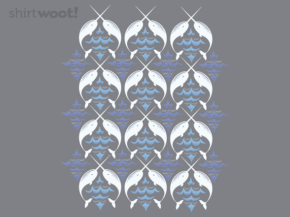 Woot!: Narwhalgyle - $8.00 + $5 standard shipping