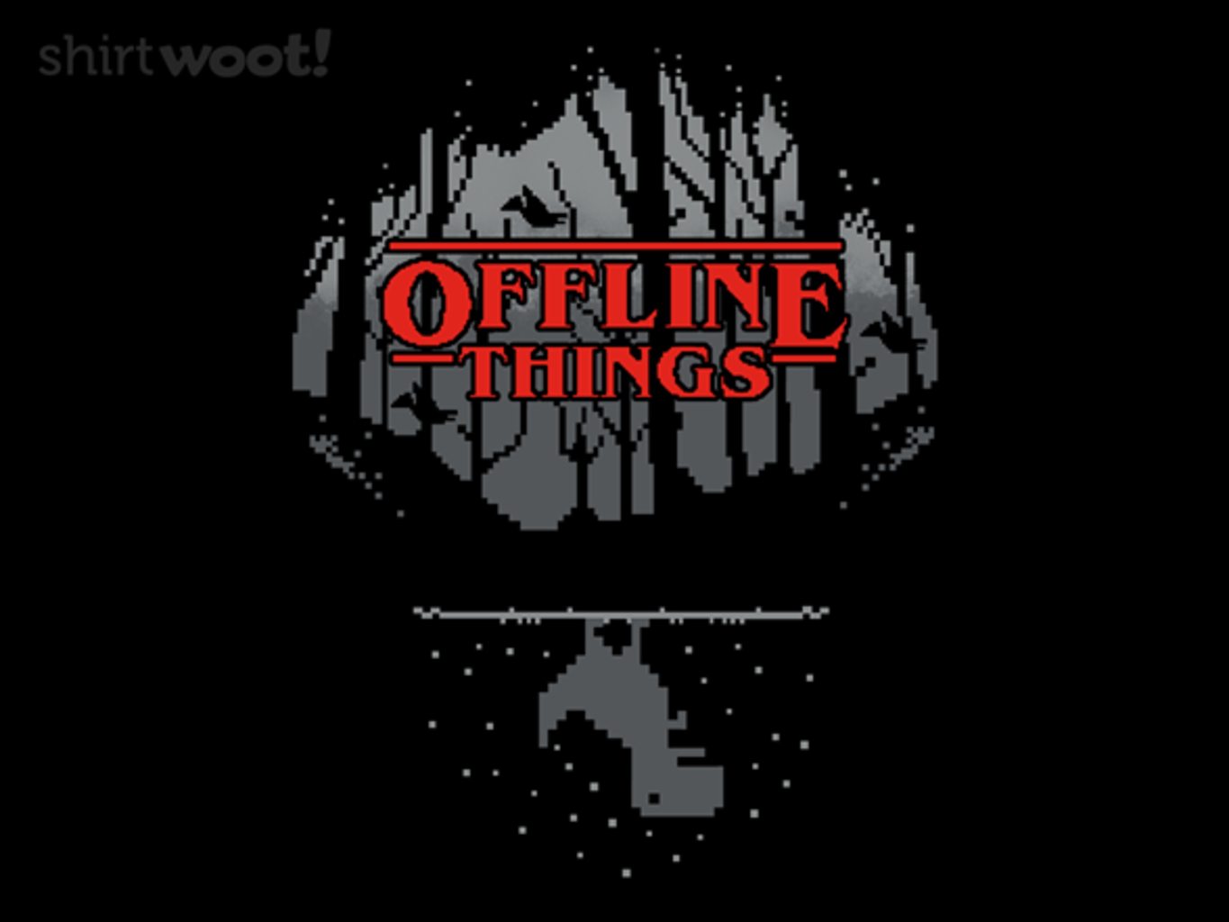 Woot!: Offline Things - $15.00 + Free shipping