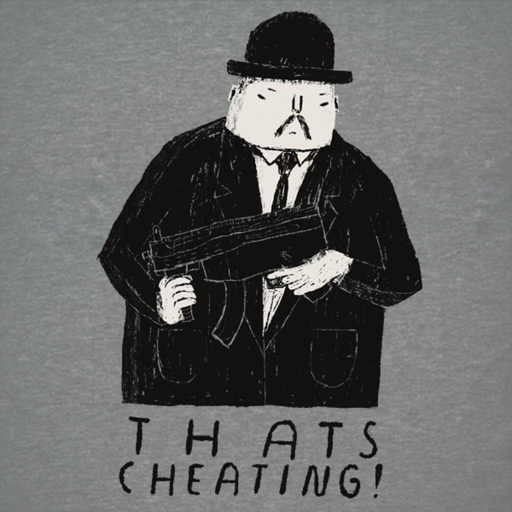 NeatoShop: thats cheating!