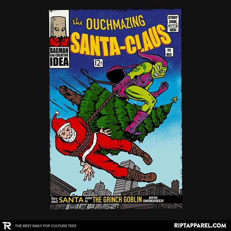 Ript: Ouchmazing Santa Claus