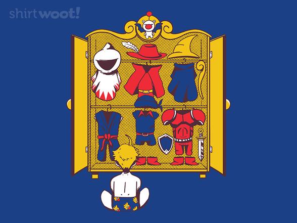 Woot!: Final Wardrobe