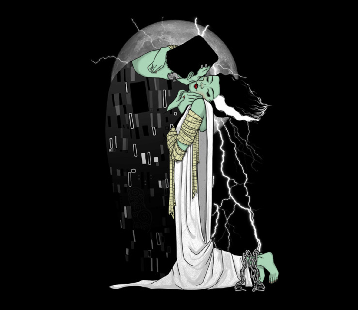TeeFury: Love Beyond Death