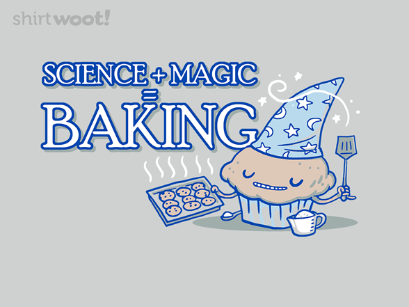 Woot!: The Equation of Baking - $8.00 + $5 standard shipping