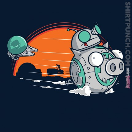 ShirtPunch: BB-Gir