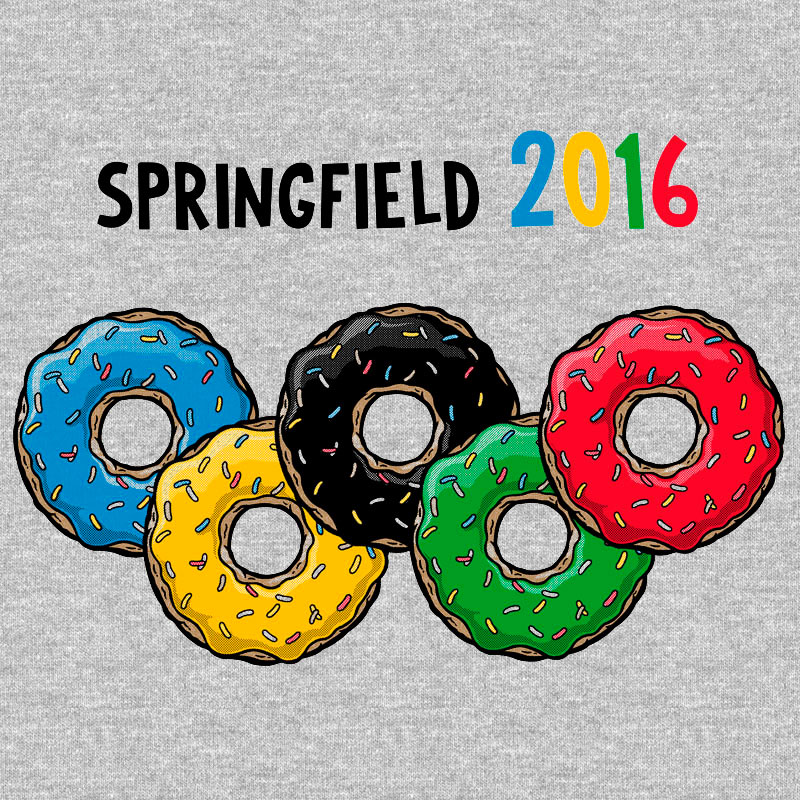 Pampling: Springfield 2016 Olympic Games