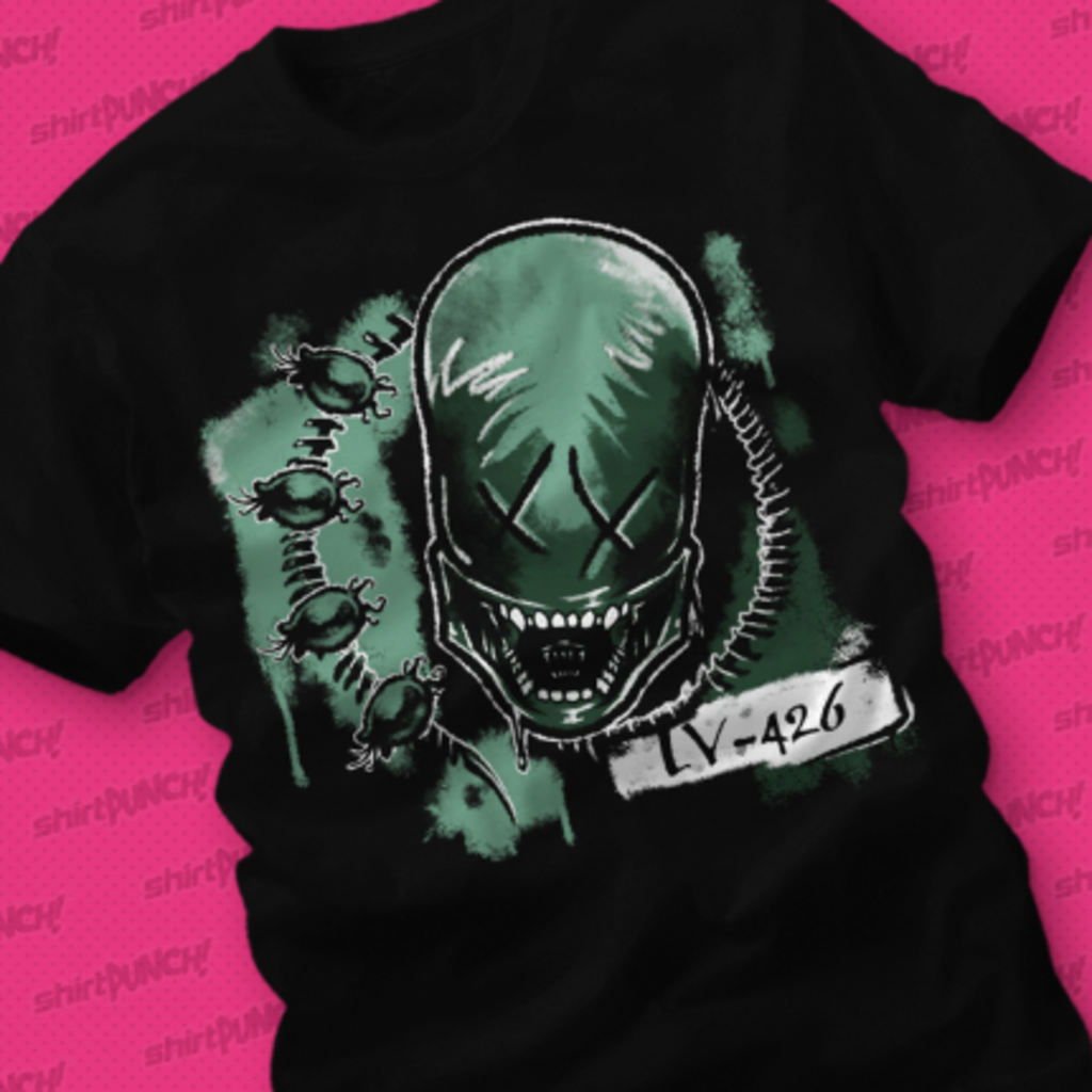 ShirtPunch: LV-426