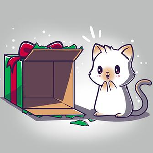 TeeTurtle: Best Present Ever