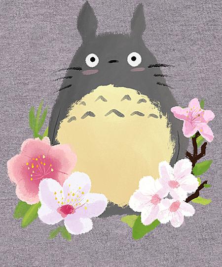 Qwertee: Spring of Totoro