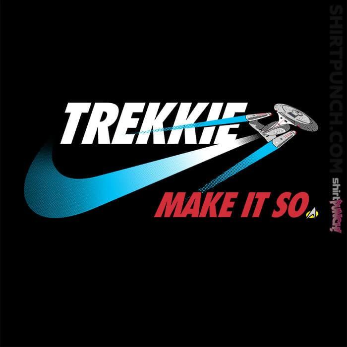 ShirtPunch: Make It So