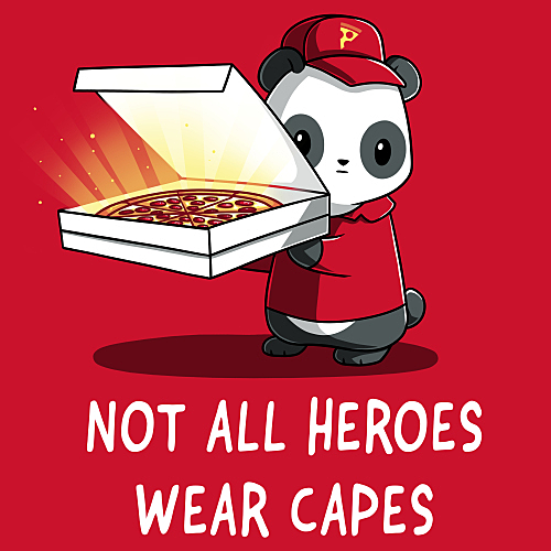 TeeTurtle: Not All Heroes Wear Capes