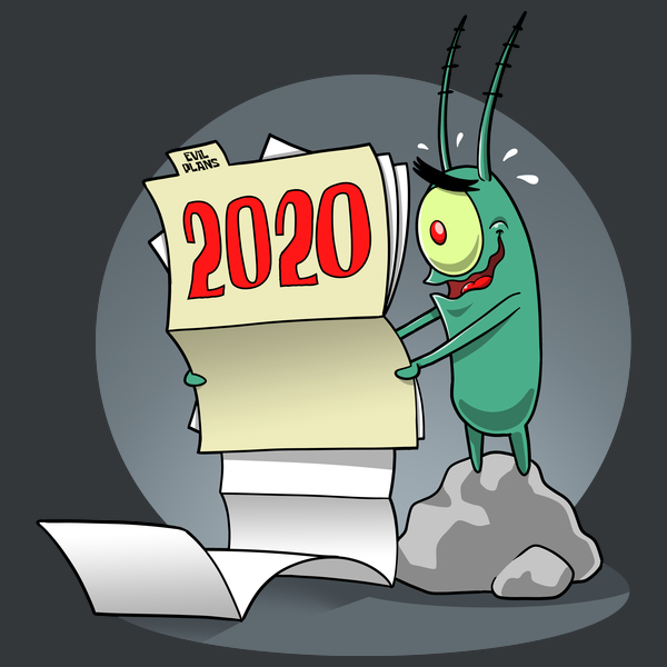 NeatoShop: Evil Plan 2020