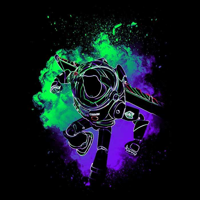 Once Upon a Tee: Soul of the Space Ranger