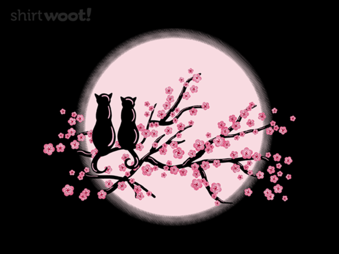 Woot!: Kitty Blossoms