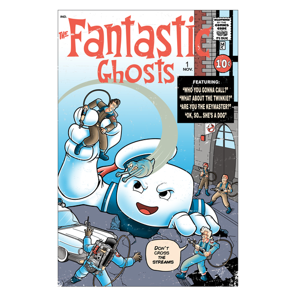 NeatoShop: The fantastic Ghosts
