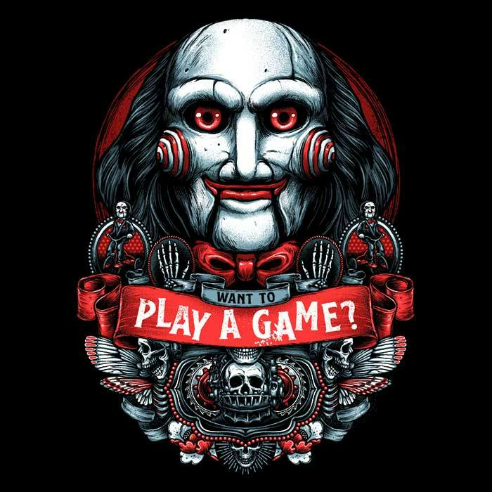 Once Upon a Tee: Let's Play a Game