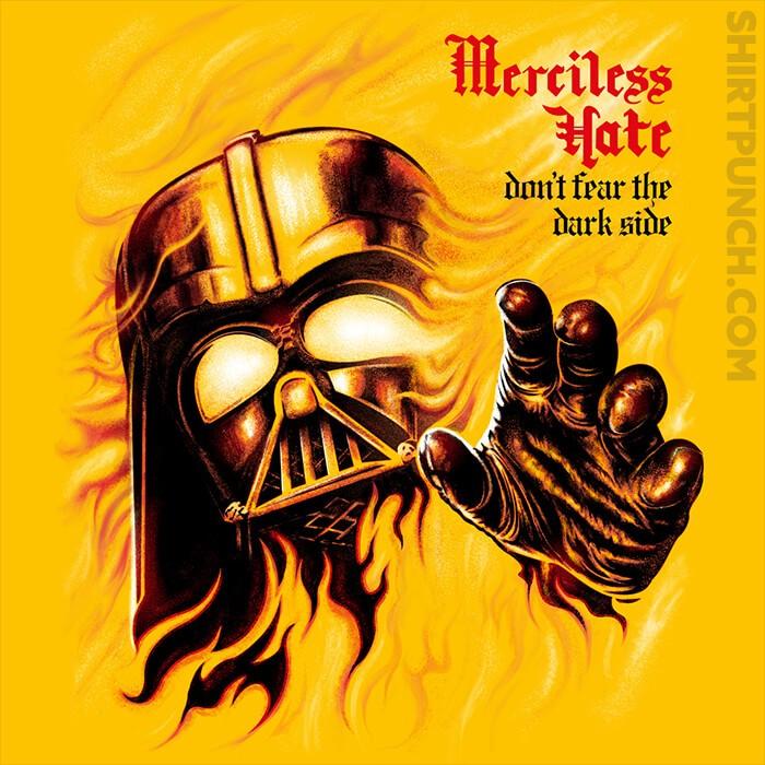 ShirtPunch: Merciless Hate
