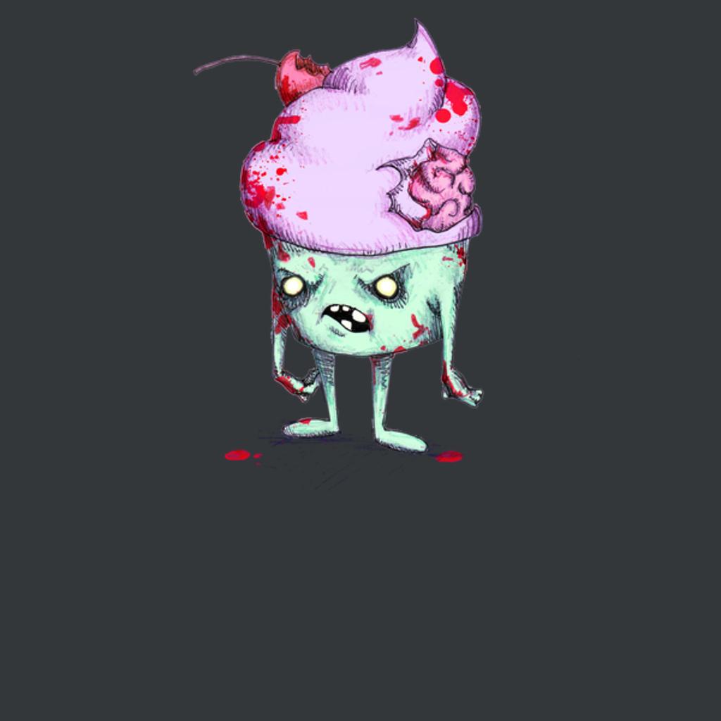 NeatoShop: Zombie Cupcake