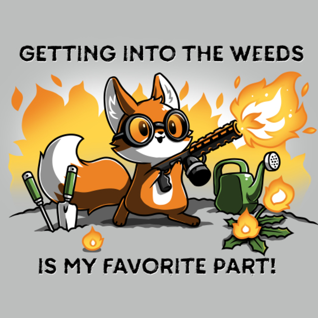 TeeTurtle: Getting into the Weeds