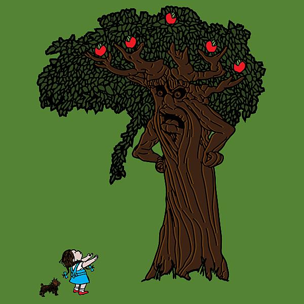 NeatoShop: The Bad Apple Tree