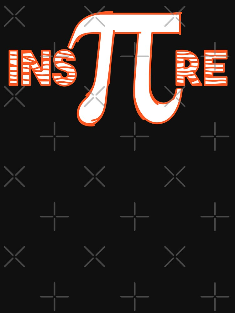 RedBubble: PI Inspire, Happy Pi Day 3.14 Number Gift