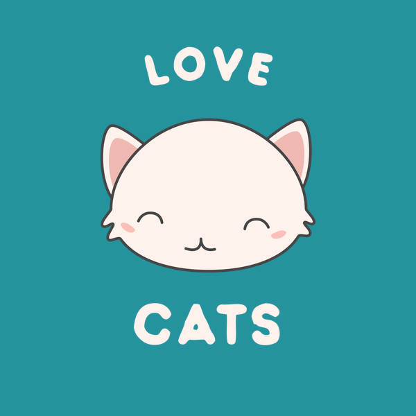 NeatoShop: Please Love Kawaii Cats