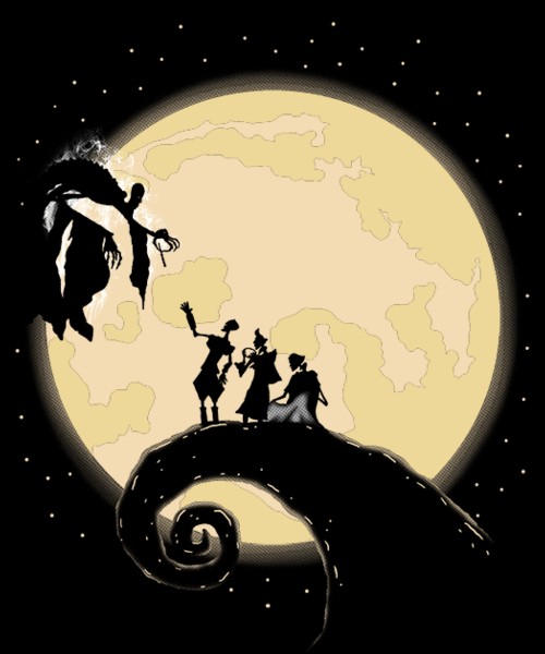 Qwertee: Nightmare before Death