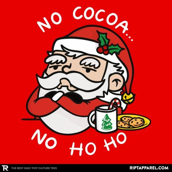 Ript: No Cocoa, No Ho Ho
