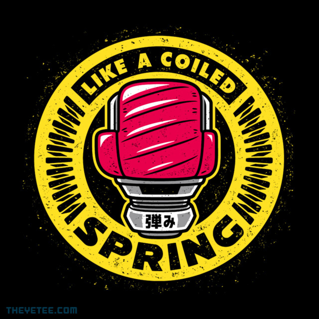 The Yetee: Like a Coiled Spring