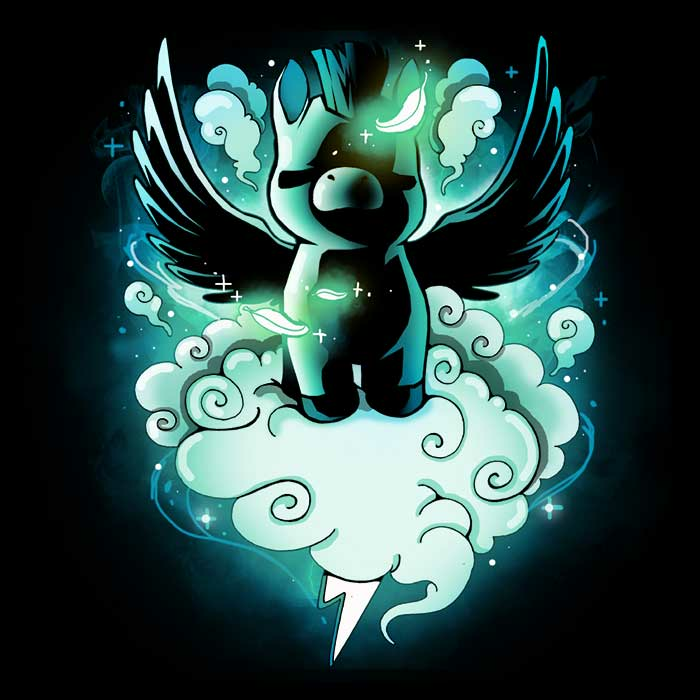 Once Upon a Tee: Pegasus