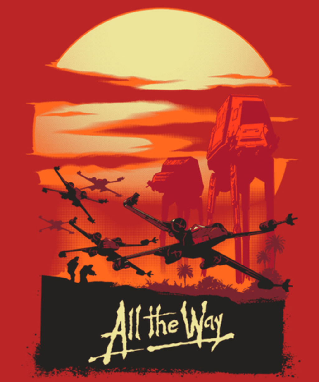 Qwertee: All the Way