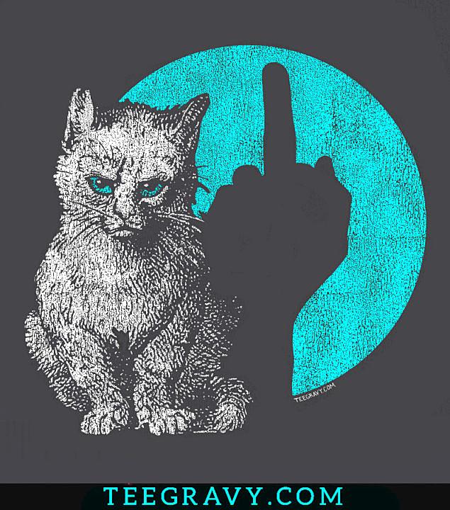 Tee Gravy: Happy Cat
