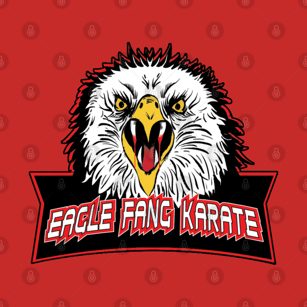 TeePublic: Eagle Fang Karate