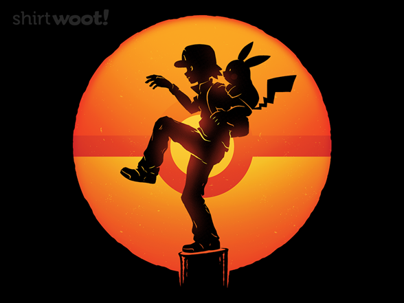 Woot!: The Catch 'em All Kid