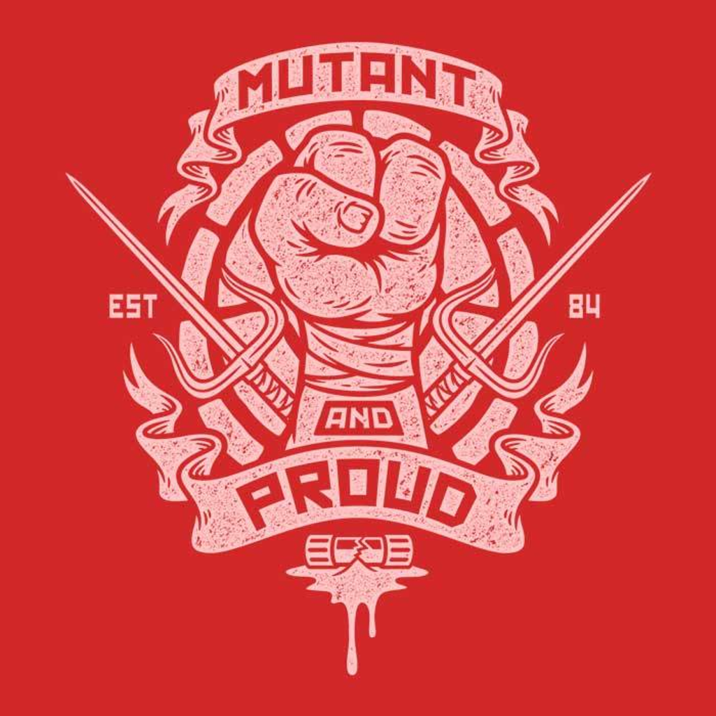 Once Upon a Tee: Mutant and Proud: Raph