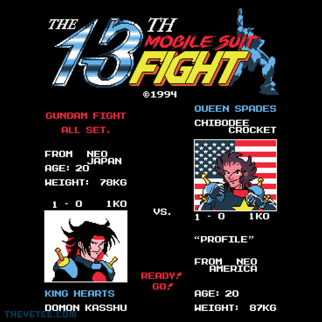 The Yetee: The 13th Fight