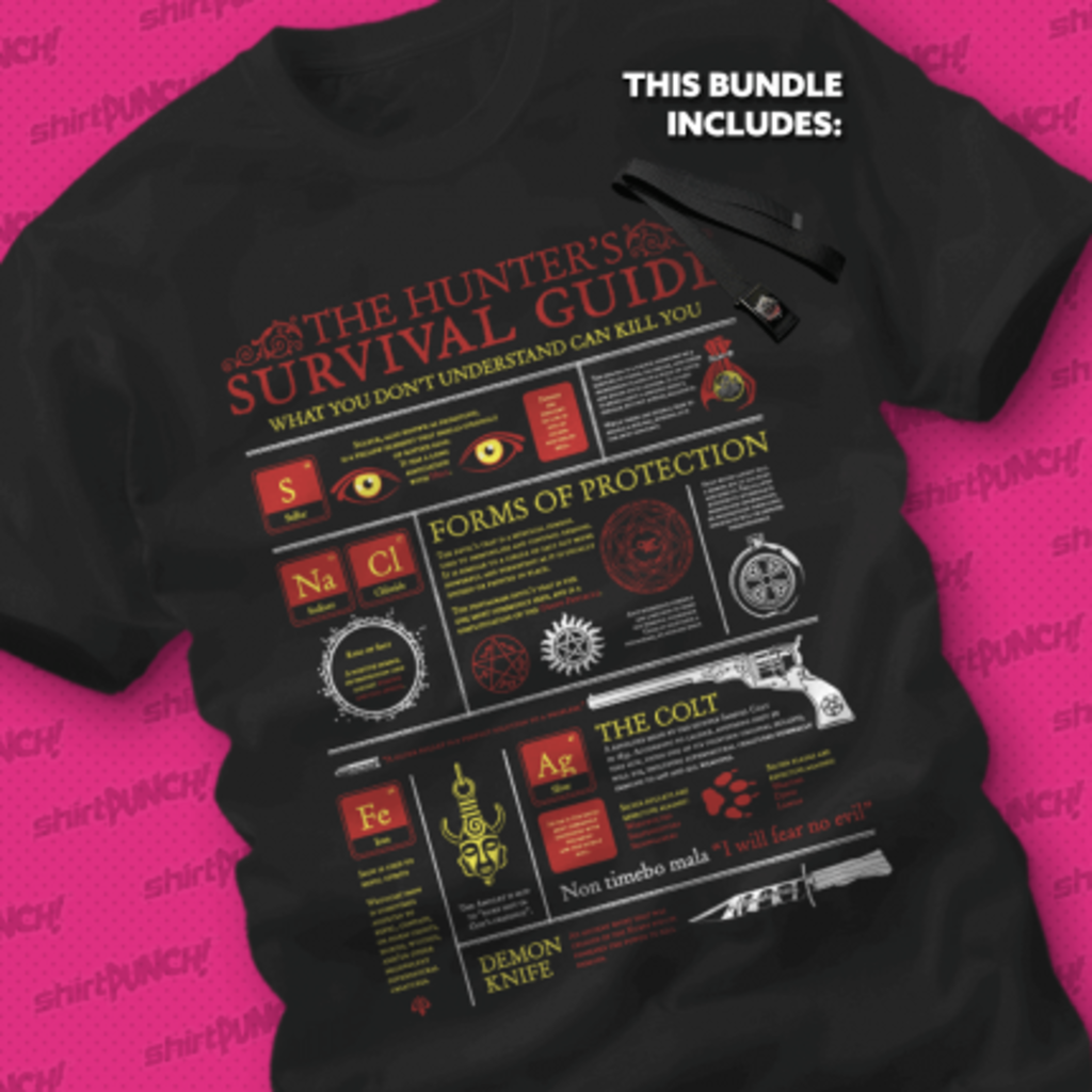 ShirtPunch: Shotgun Shuts His Cakehole Bundle
