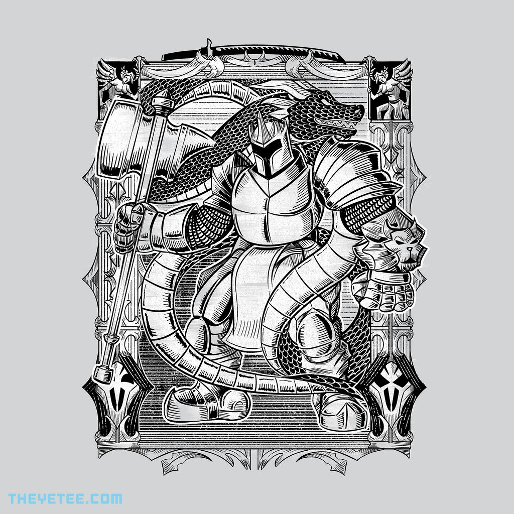 The Yetee: The Crusader