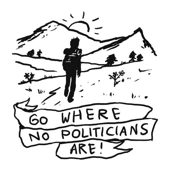 NeatoShop: Go Where No Politicians Are