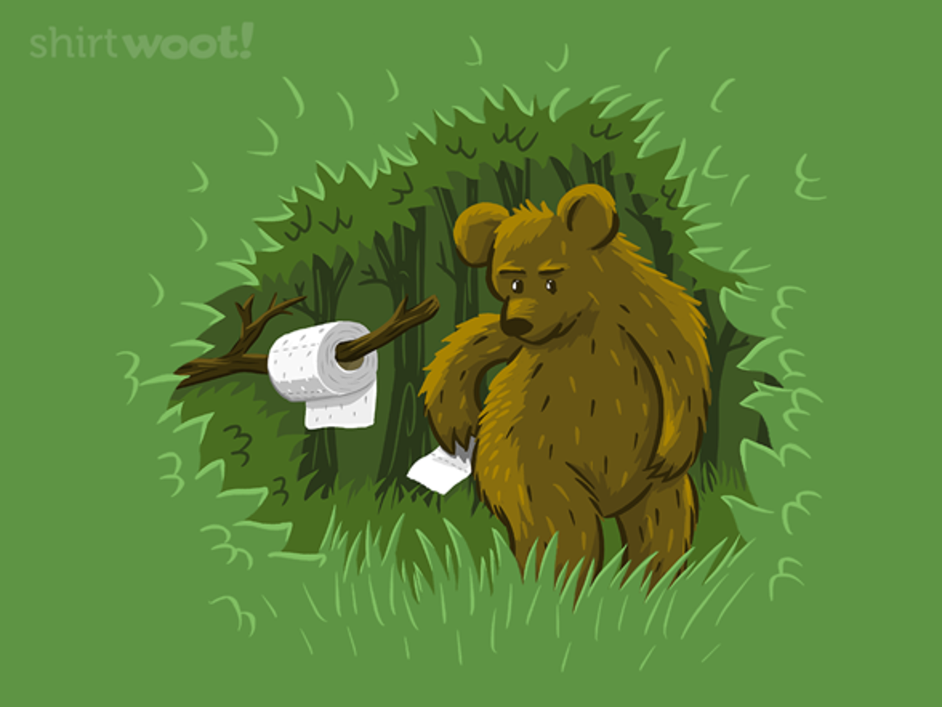 Woot!: Does the Bear...