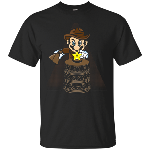 Pop-Up Tee: Raiders Of The Lost Star