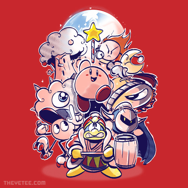 The Yetee: Nightmare In Dreamland