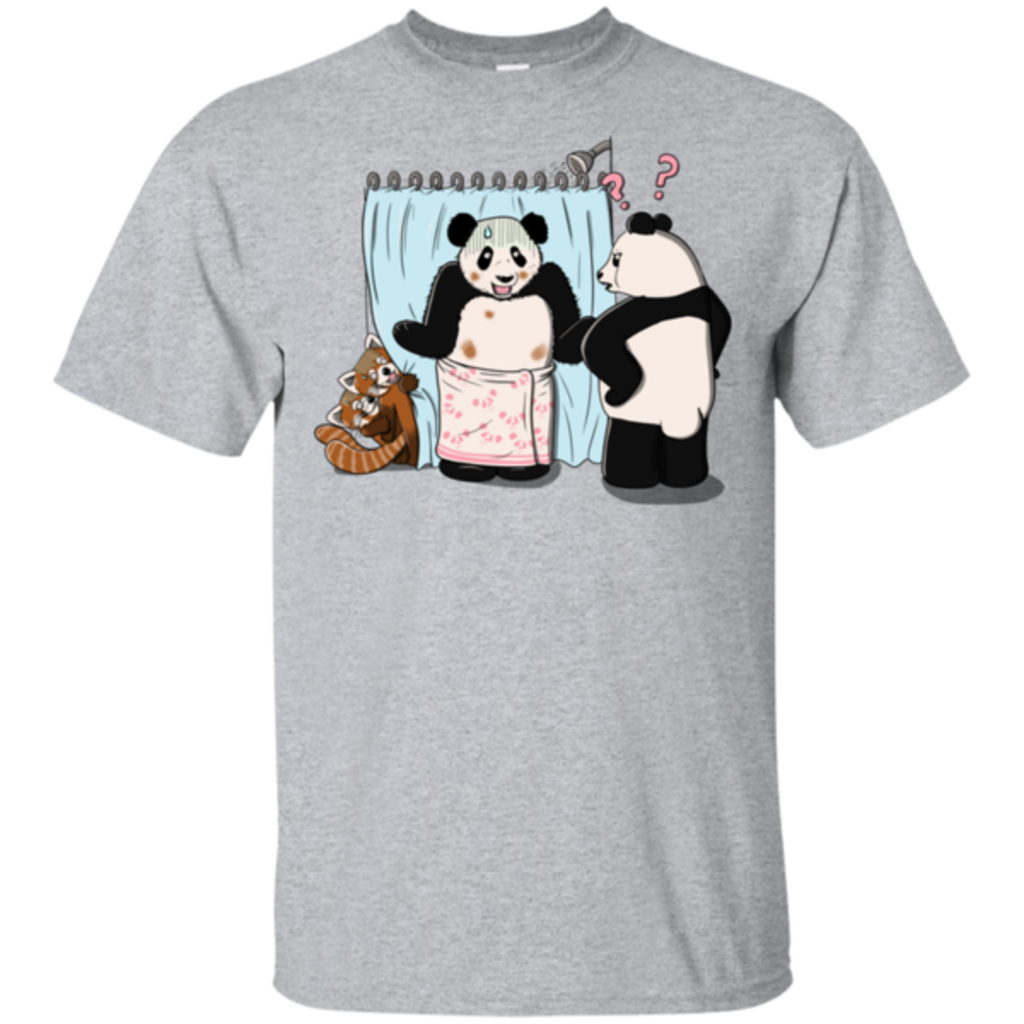 Pop-Up Tee: Panda Infidelity