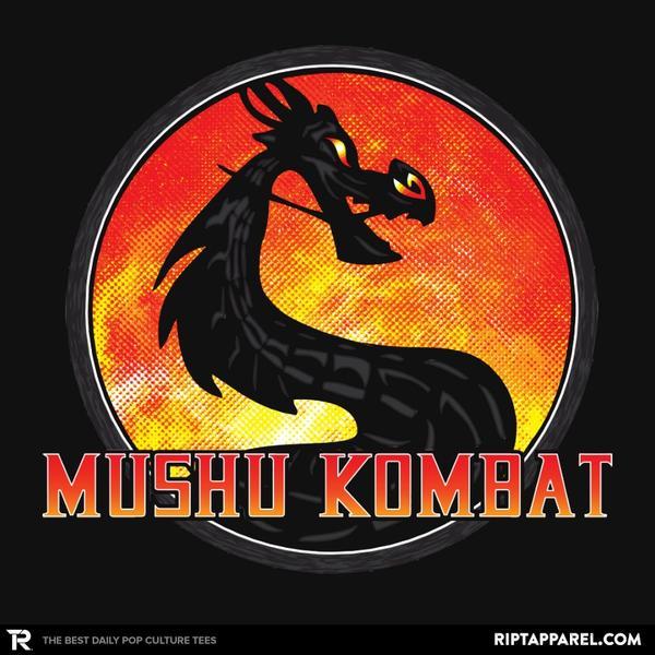 Ript: Mushu Fight
