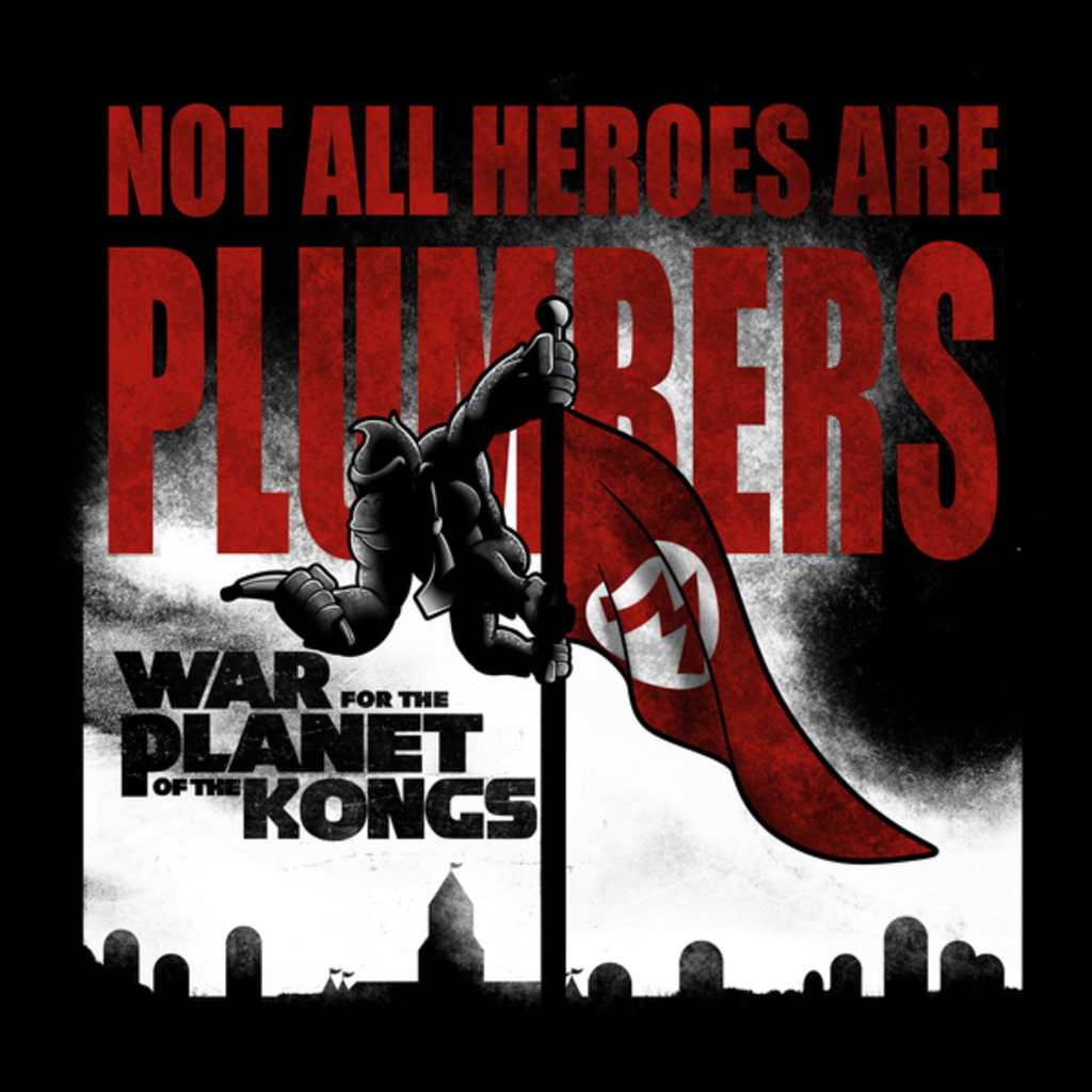 NeatoShop: Not all heroes are plumbers