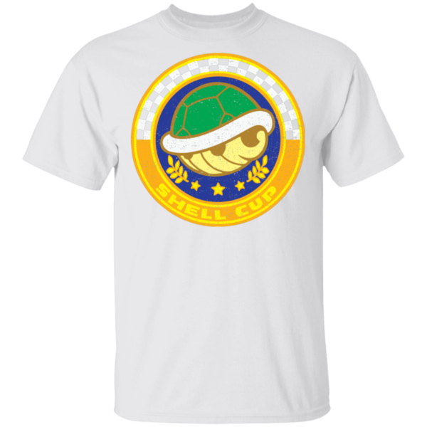 Pop-Up Tee: Shell Cup
