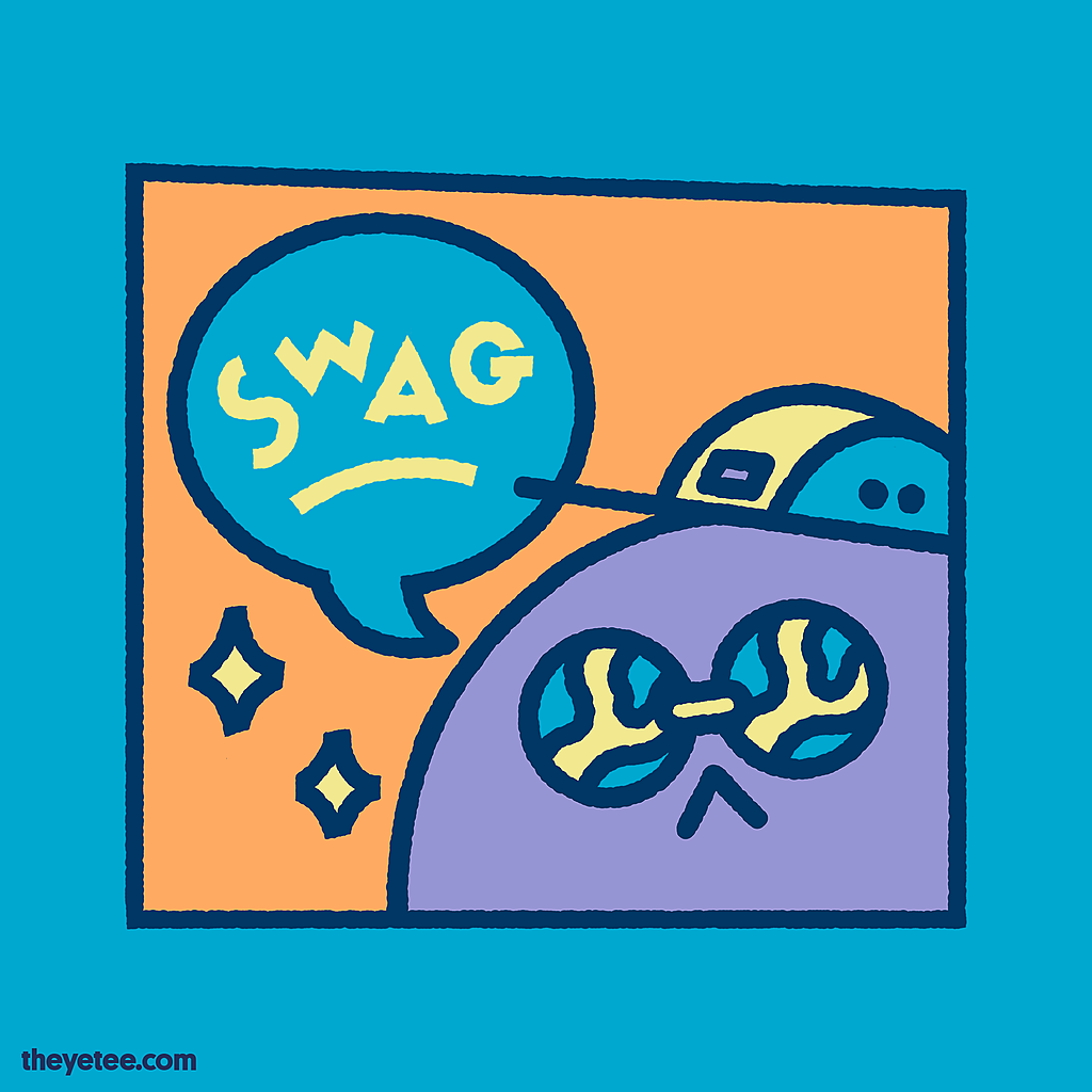 The Yetee: Swag