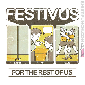 ShirtPunch: Festivus