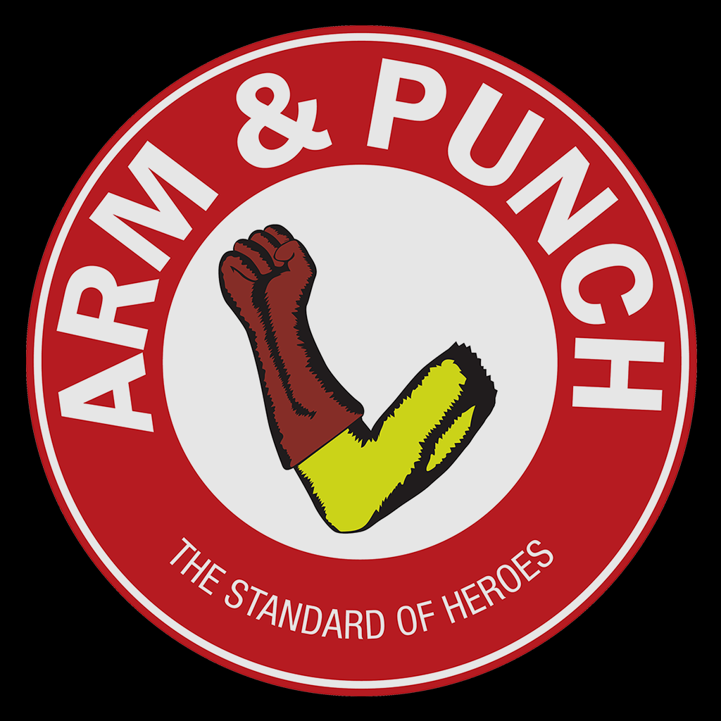 Pop-Up Tee: Arm & Punch