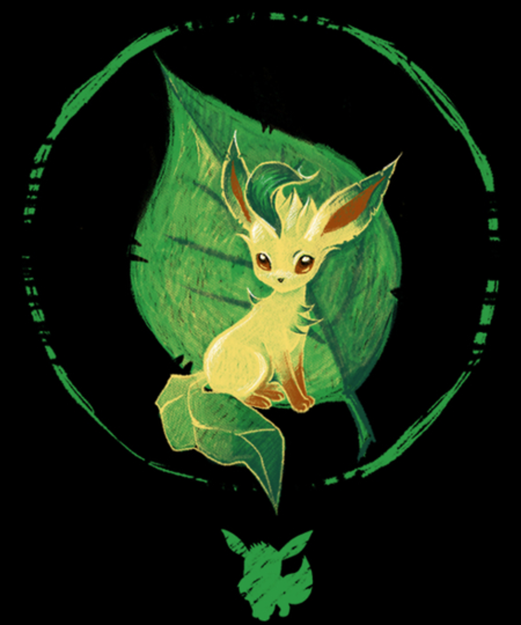 Qwertee: The Leaf