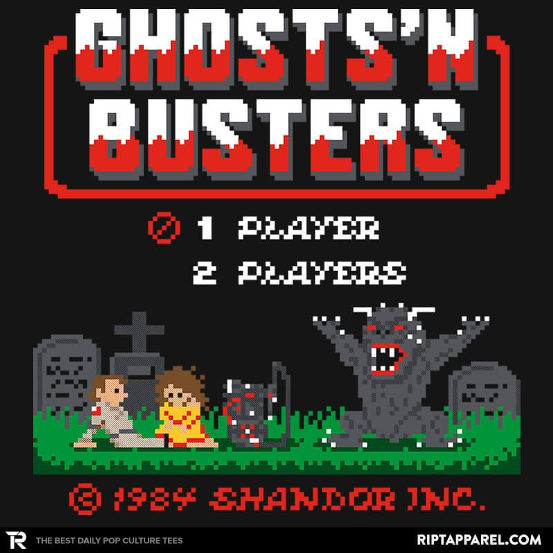 Ript: Ghosts 'N Busters